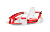 Formula Racecar Body Kit - Red