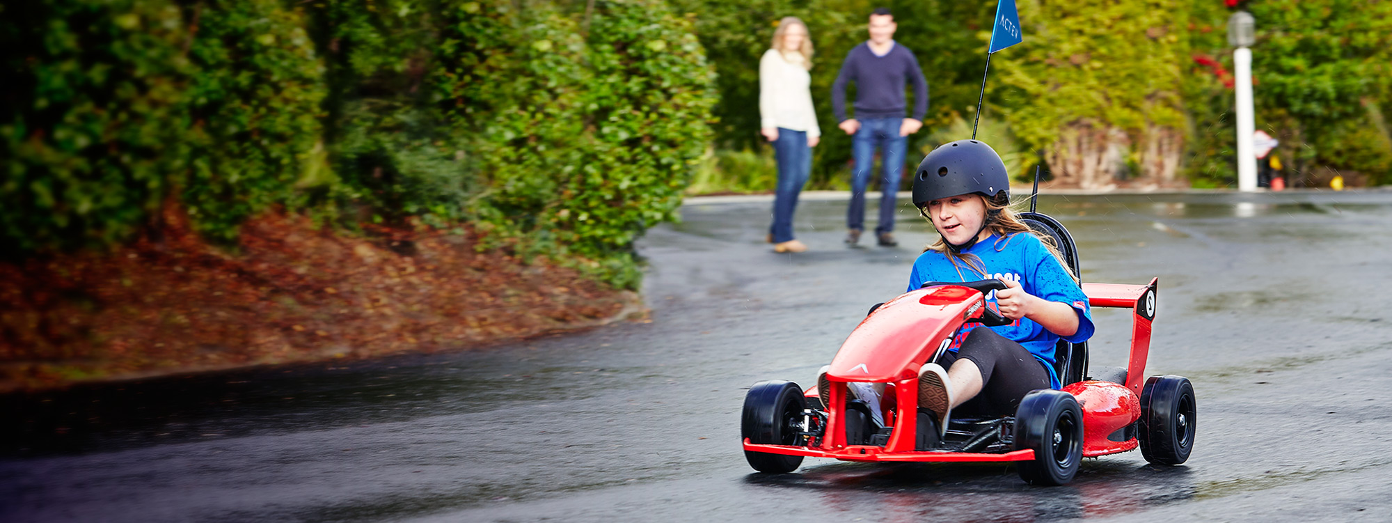 Actev Arrow – the First 'Smart-Kart' For Kids